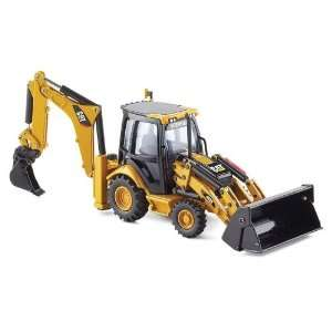 Norscot Cat 432E Side Shift Backhoe Loader 150 scale Toys & Games