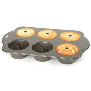Nonstick 6 Cup Mini Angel Food Cake Pan