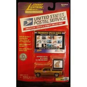 Johnny Lightning USPS American Truck & Stamp Collection
