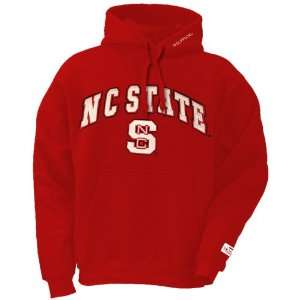 North Carolina State Wolfpack Red Kangaroo Hoody Fleece