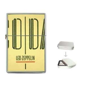 Led Zeppelin CODA Flip Top Lighter