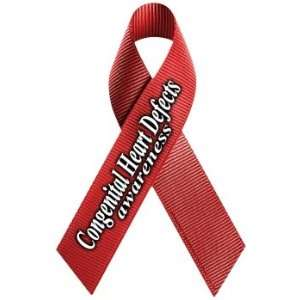Congenital Heart Defects Awareness Ribbon Magnet