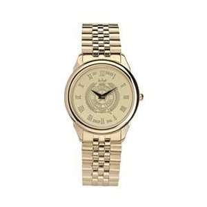 North Texas   Regal Mens Watch   Gold