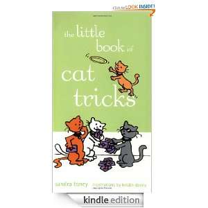 The Little Book of Cat Tricks Sandra Toney  Kindle Store