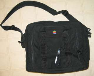 Apple Computer Rainbow Logo Laptop Shoulder Tote / Case