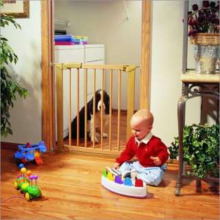 CENTER GATE PRESSURE MOUNTED SAFETY GATE PET GATE BABY GATE
