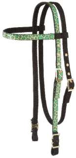 Turtle Horse Bridle Headstall Trail Barrel Racing Racer