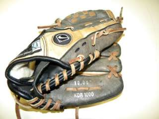 NIKE KEYSTONE KDR1000 DIAMOND READY KID YOUTH LEATHER BASEBALL GLOVE