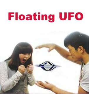 New Mystery UFO Floating Flying Saucer Toy Nice Magic Trick