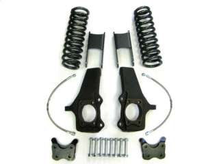 04 08 CHEVY COLORADO 5 Lift Kit Spindles 05 06 07 08