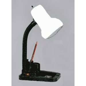 AMERICAN LIGHTING USA 9274W WHT STUDENT DESK LAMP W/
